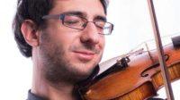 Geigenunterricht online mit Antoine Morales