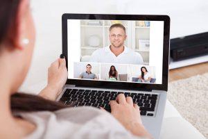 Gruppenunterricht Online