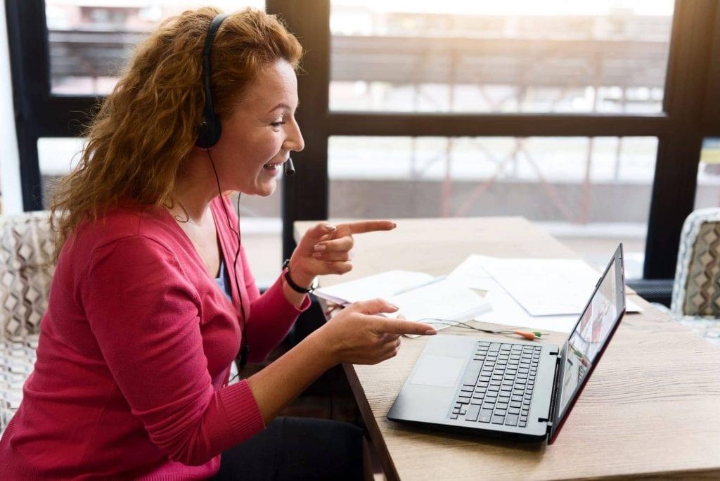 Online unterrichten skype
