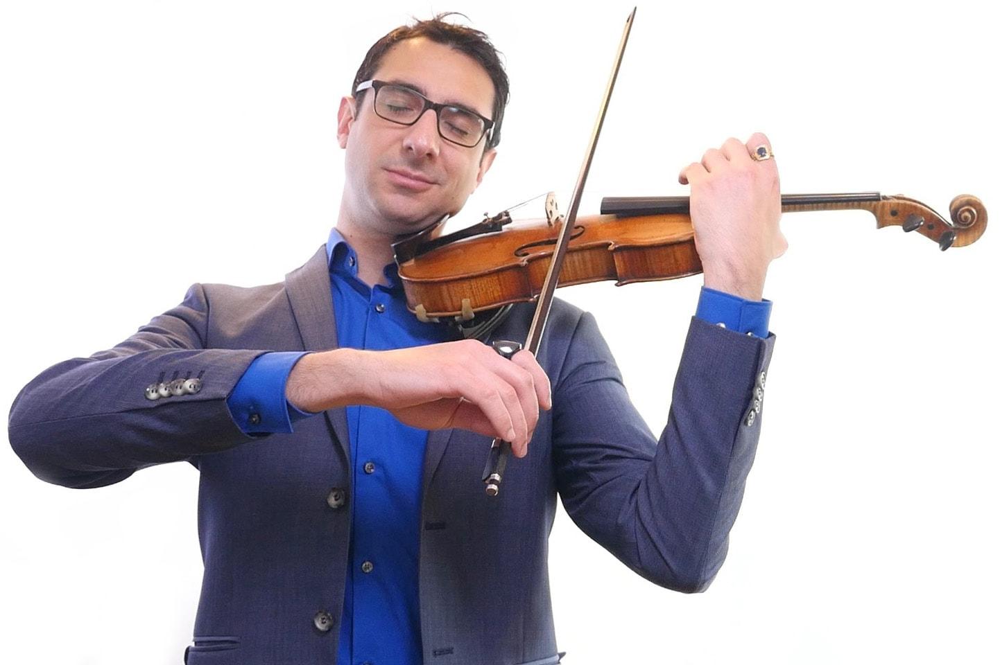 Antoine Morales Geige