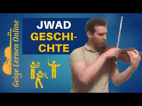 Wie Jwad ein Konzert bei der Berliner Philharmonie gegeben hat