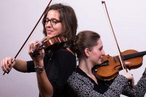 Erwachsene Geige spielen lernen