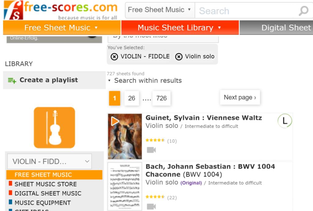 free-scores-noten-herunterladen