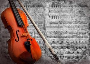 Erwachsene Geige lernen