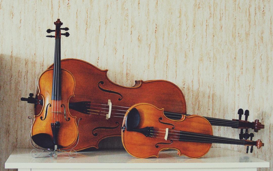 Geige, Violine, Bratsche, Viola, Fiddle: Wo liegt der Unterschied?