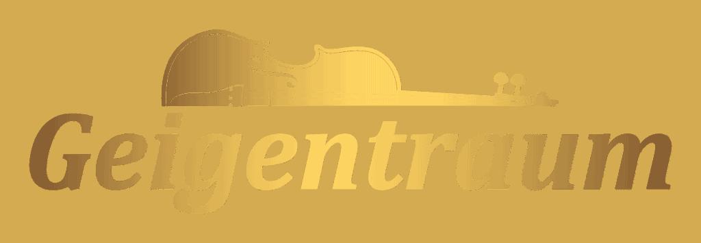 Geigentraum-logo-gold