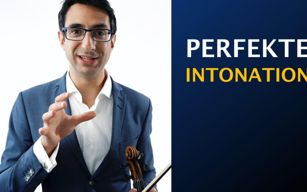 6 Methoden für eine perfekte Intonation auf der Geige